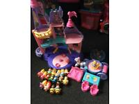 Disney princess little people castle and more
