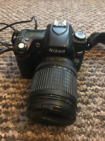 Nikon D80, good condition, Body + Lens + 2GB memory card