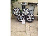 Monza 18' alloy wheels