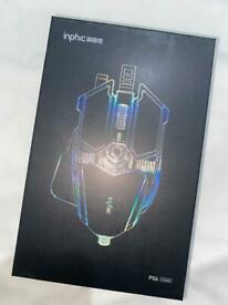 INPHIC Gaming Mouse Multicoloured