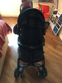 Pushchair from silver cross