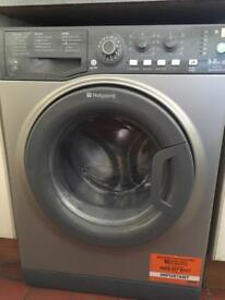 Hot point washing machine and dryer collection only need to gone asap