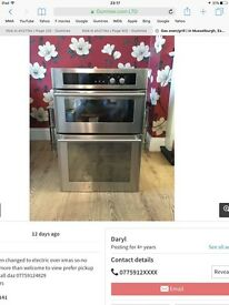 Oven / grill exellent condition