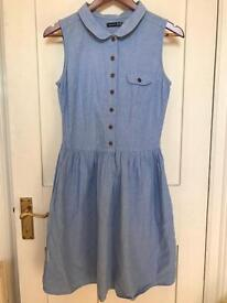 Denim dress medium lenght