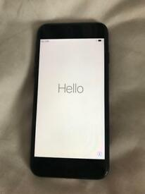 Iphone 7 black very good condition