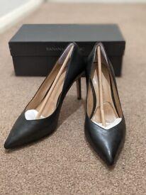 Banana Republic Madison heels, black UK size 5.5