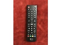 LG SMART TV REMOTE CONTROL GENUINE - NEW
