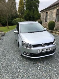 VW Polo Match, one owner as new condition, can be viewed Glasgow or Dunoon. R/Tax £20