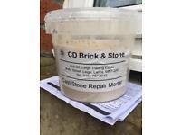Cast Stone Repair Mortar
