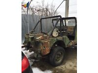 Sale my jeep willys