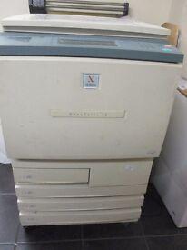 Photocopier / Photo copier Docucolour DC12, working order