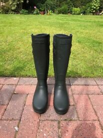 Ladies Hunter Wellingtons - Tall
