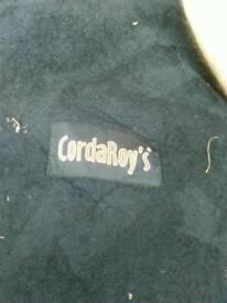 CordaRoy`s foam filled bean bag