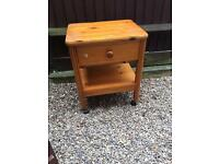 *** FREE pine cabinet ***