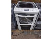 ZANUSSI FREE STANDING 55cm ELECTRIC COOKER,