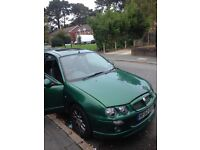 Mg zr 3 door hatch