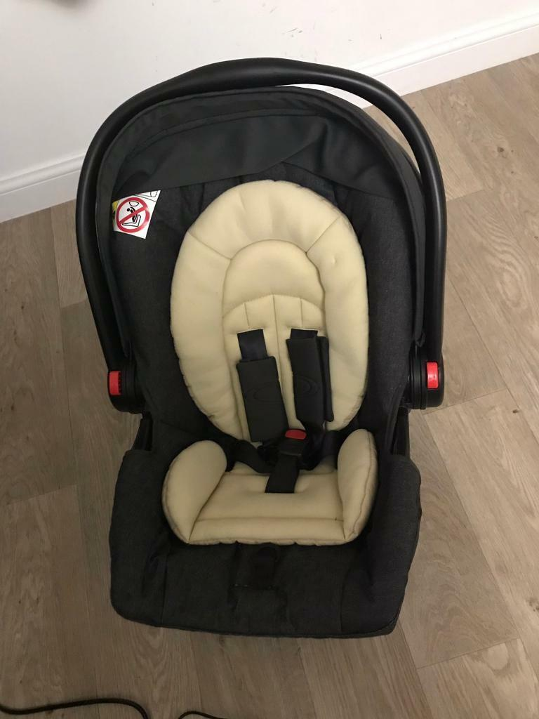 Graco Baby Car Seat For Sale In Gracemount Edinburgh Gumtree
