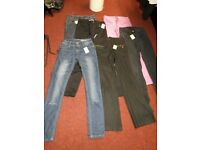 Size 8 ladies jeans Copley Mill LOW COST MOVES Stalybridge SK15 3DN.