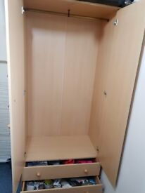 Clothes cabinet. Your chance to get it