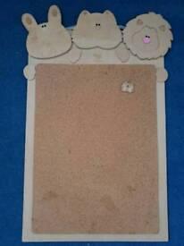 Animal pin board