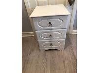 Bedside Cabinet - single unit