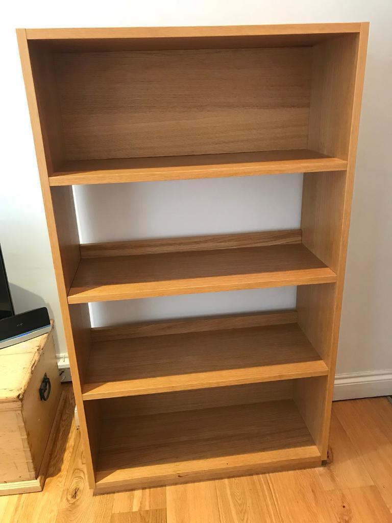 size 40 0458f 60cba Habitat bookshelf, wood, solid | in Wandsworth, London | Gumtree