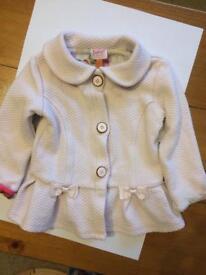 Girls Ted Baker jacket - 9-12 months