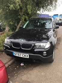 BMW X3 SE **REDUCED PRICE**
