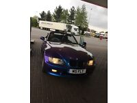 BMW z3 Fsh Private Plate. Swap Px. Bargain price dropped
