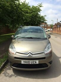 Reliable 7-Seat Automatic! - Citroen C4 Picasso, 2.0 HDI, VTR For Sale