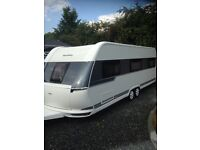 Hobby prestige 650 2016 6 berth 11 weeks old as new fully loaded