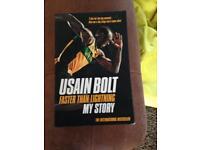 Usain bolt paperback