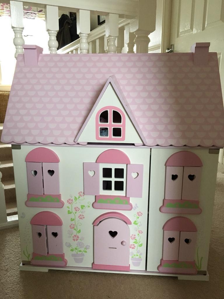 ELC Rosebud dolls house