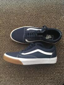 Vans smart casual shoes BRAND NEW size 8