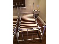 Single bed frames x 2