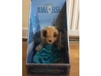 Ayana as Elsa from Frozen limited edition meerkat