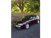 Alfa Romeo 156 Sportwagon 1.9 JTD (diesel) - Full MOT, Low mileage & towbar fitted!