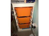Ikea storage/ toy storage