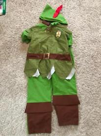 Peter Pan dress up 5-6 years