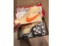 946f9327f03b Nike Off White The Ten Blazers All Hallows UK 9.5