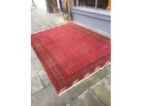 Large rug - Good Condition , Free Local delivery.. feel free to view , as more rugs available