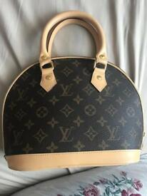 Louis Vuitton ladies hand bag