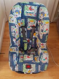 Brevi Grand Prix car seat from birth up to 18kg approx 4 years