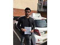 Driving instructor & driving lessons ( manual car)