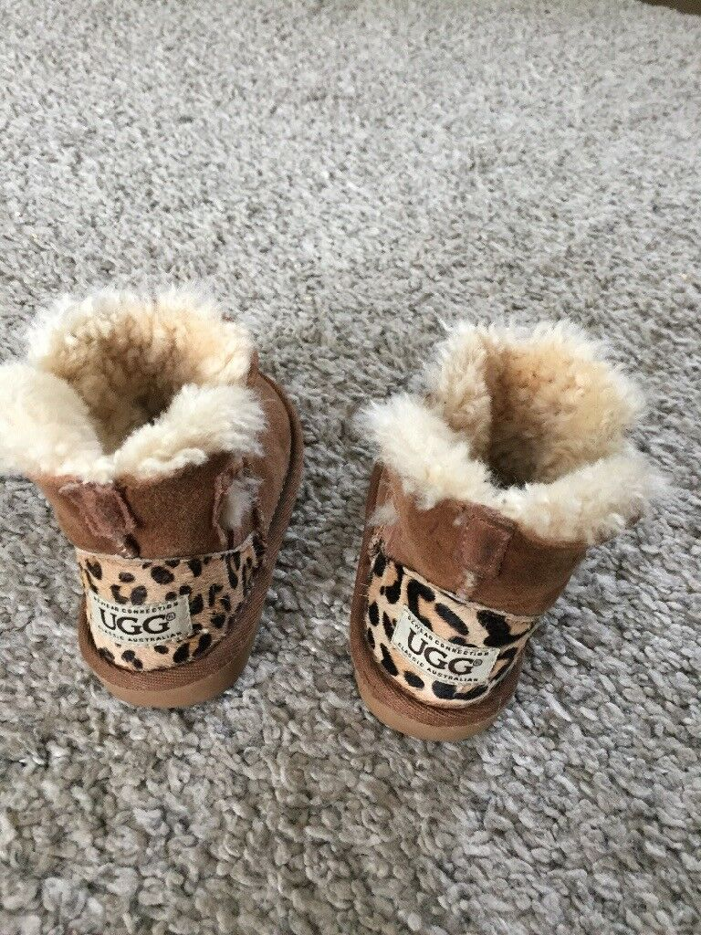 Ugg Boots Infant Size 7 8