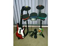 Guitar Hero forXbox 360 and accessories
