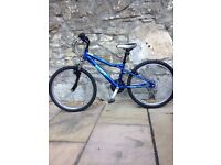 "Child's bike for sale - 24"" wheels, made by Dawes"