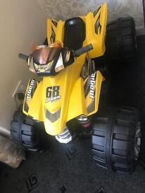 Children's Raptor Quad Bike 12V