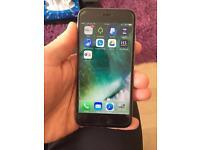 Apple iPhone 6S Space Grey on o2 Tesco Gifgaff