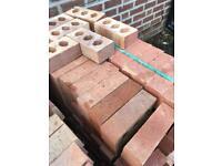 Worcestershire red bricks